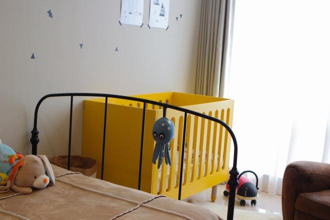 Chambre du petit singe